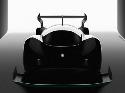 VW to compete at Pikes Peak hill climb with all-electric race car