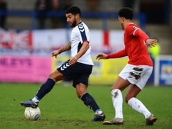 Ellis Deeney: 'Bad day at the office' for AFC Telford
