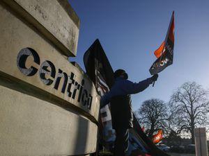 British Gas strikes continue