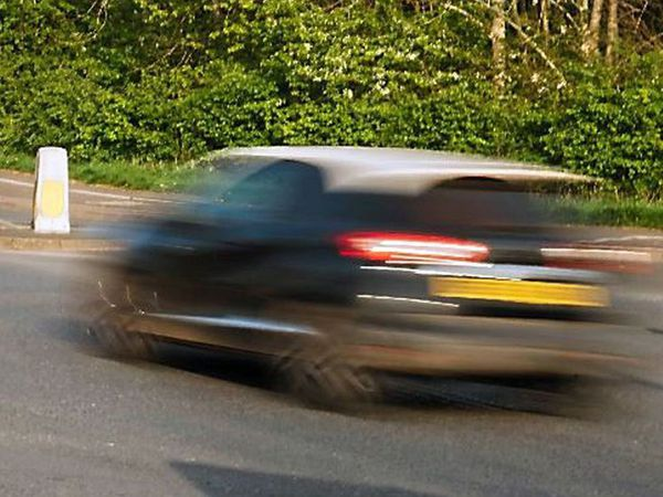 The council will put in three speed activated signs in a bid to tackle speeding