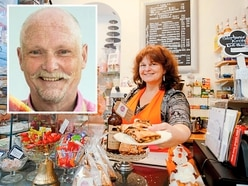 Meet Bake Off Terry's Shropshire connection