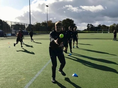 Sporty teenagers could score bright future with Shropshire course