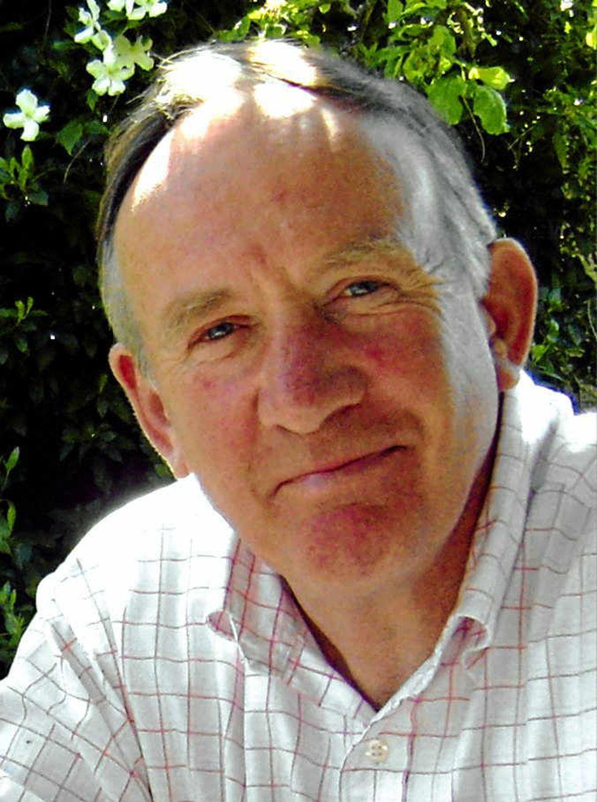 Author Barney Rolfe-Smith
