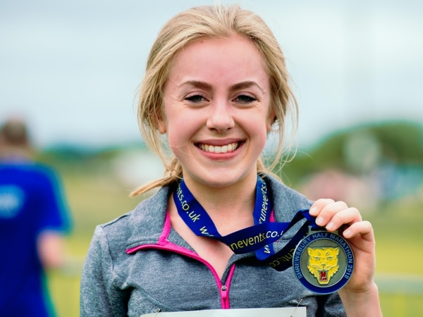 Local teen first woman home in Shrewsbury Half Marathon - video and pictures