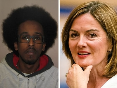 Jailed: Man who left abusive messages on Telford MP Lucy Allan's voicemail