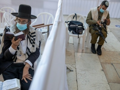Israelis mark Yom Kippur under 'painful' virus lockdown