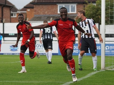 Spennymoor Town 2 AFC Telford 3 - Report and pictures