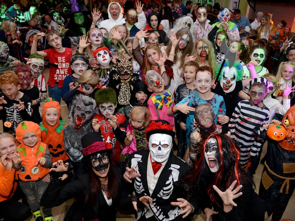 AFC Bridgnorth Spartans host first family Halloween party