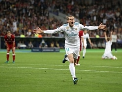 Jaws drop as Gareth Bale scores stunning bicycle kick in Champions League final