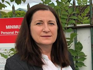 Shropshire Councillor Julia Buckley