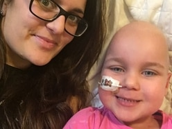 Fundraiser launched for girl, 4, given weeks to live