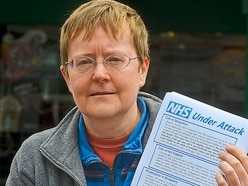 Future Fit: Campaigner calls for Shropshire's health shake-up to be axed