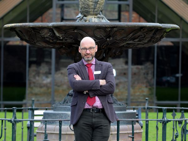 LAST COPYRIGHT EXPRESS&STAR TIM THURSFIELD 15/01/20.The Ironbridge Gorge Museums has a new chief executive. .Nick Ralls has left his role of general manager at Severn Valley Railway to take up the position..