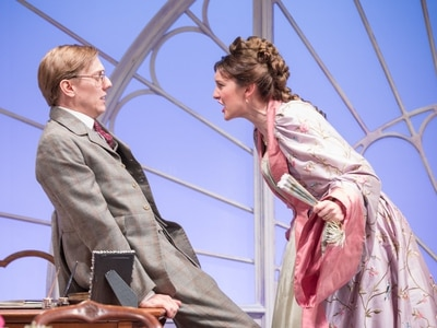 Lady Windermere's Fan, Market Drayton Festival Centre - review with pictures