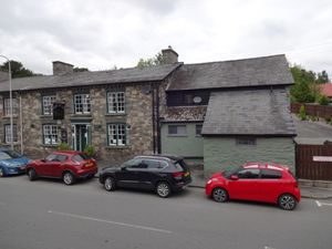 The Bear in Rhayader, Powys, is on the market for offers in the region of £520,000