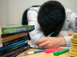 Number of children turning to Childline with exam worries rises for fourth consecutive year