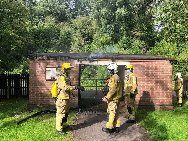Arson attack at Severn Valley Railway site is 'kick in the teeth'
