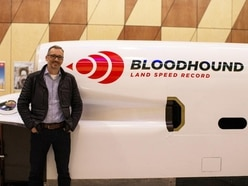 New owner describes 'national outpouring of goodwill' for Bloodhound car
