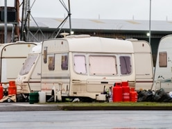 Legal bid to remove travellers camping in Shrewsbury