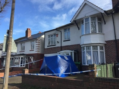 Married couple found murdered at home suffered 'serious injuries'