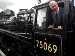 Duke of Gloucester visits Bridgnorth - in pictures
