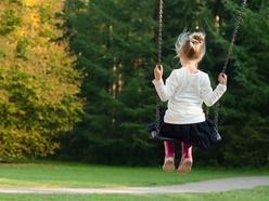 'Irresponsible' TikTok teenagers criticised after getting stuck in swings