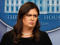 Trump press secretary says she was told to leave Virginia restaurant