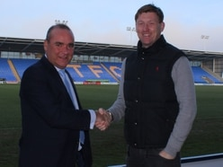 Brian Caldwell labels appointment of former New York Red Bulls academy boss David Longwell a 'coup' for Shrewsbury