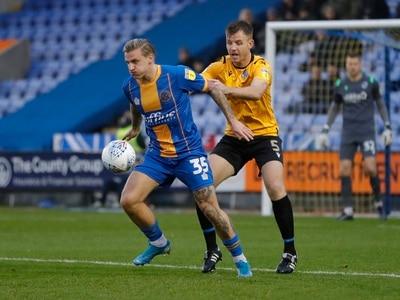 Shrewsbury Town 3 Bristol Rovers 4 - Match highlights