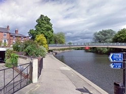 Passers-by rescue man from River Severn in Shrewsbury