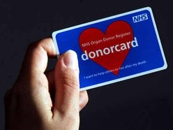 Families urged to talk about organ donation as nearly 40 Shropshire people on waiting list