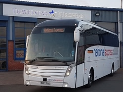 North America and Morocco drive up sales at National Express
