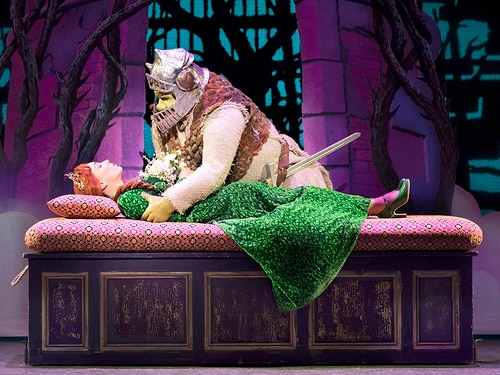Shrek The Musical, New Alexandra Theatre, Birmingham - review with pictures