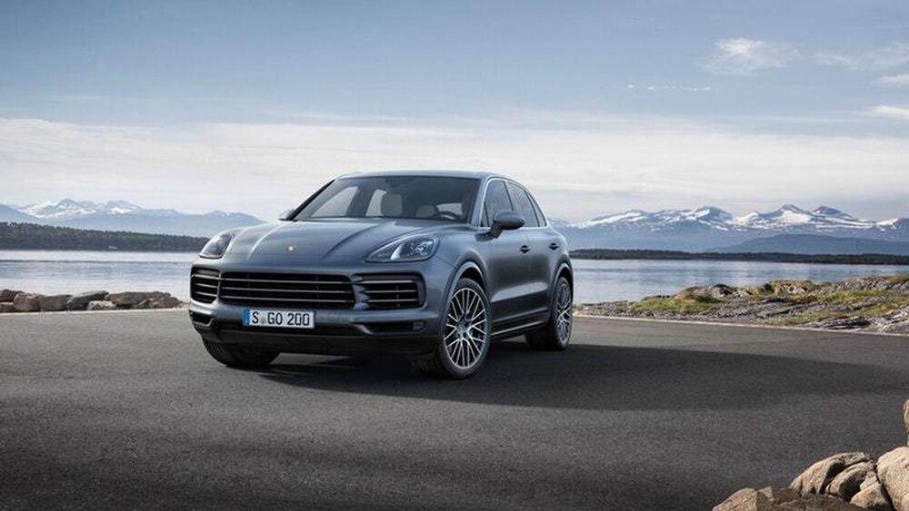 Porsche Cayenne luxury SUV ups the sport factor
