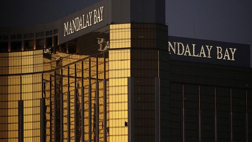 Weapons, explosives recovered from Las Vegas gunman