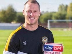 Newport County not concerned about possible Shrewsbury approach for Michael Flynn