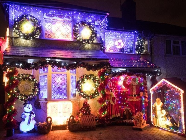 Star Witness - send us YOUR photos of Christmas lights in Shropshire and Mid Wales