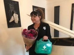 Quick-thinking venue boss rushes to help save life of wedding guest