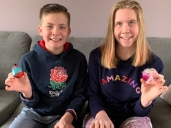 Egg-cellent Easter challenge for arty youngsters