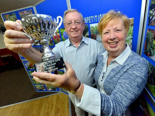Winners of Market Drayton In Bloom announced in ceremony - with pictures