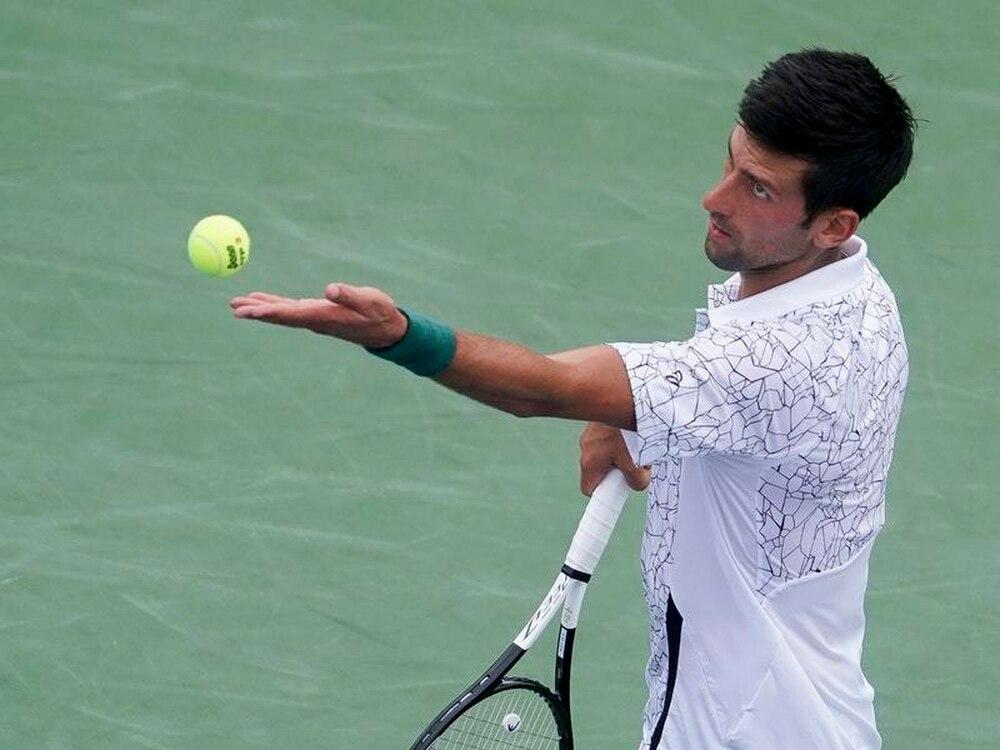 Haase stuns Zverev in Cincinnati, Djokovic advances