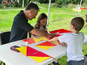 Family activities at the Shropshire Hills Discovery Centre