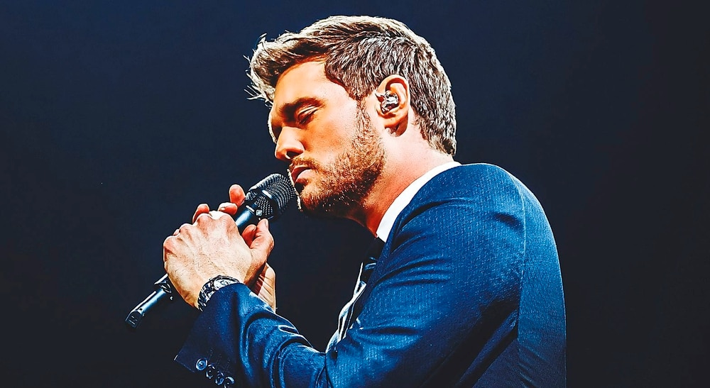 Michael Buble, Resorts World Arena, Birmingham - review