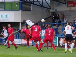 AFC Telford 2 Barwell 0 - Report and pictures