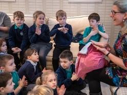 Storytelling event for Telford pupils