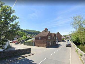 Knighton, Powys. Photo: Google
