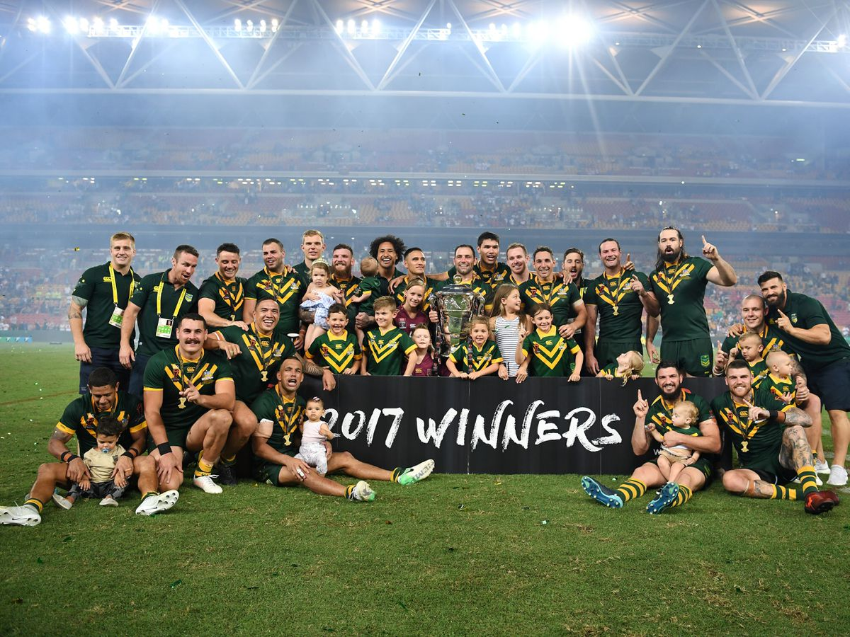 Australia have won the World Cup a record 11 times
