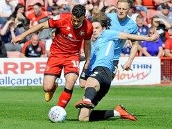 Shrewsbury Town seal loan signing of Sam Hart
