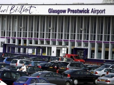 Minister tight-lipped on Prestwick rendition flights