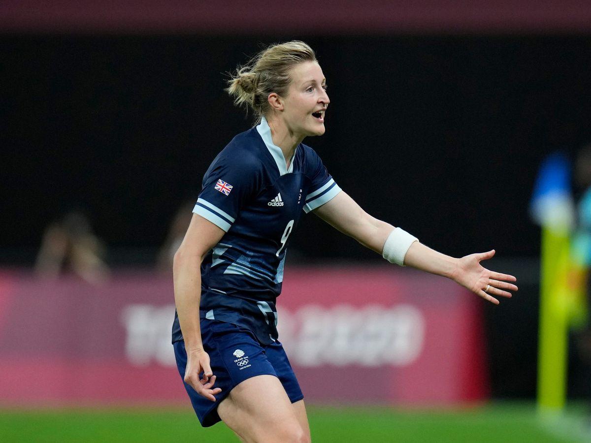 Ellen White scored twice in a winning start for Team GB